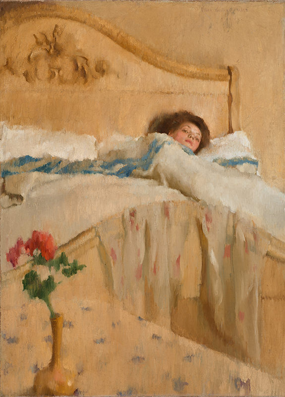 The Convalescent by Lilian Westcott Hale